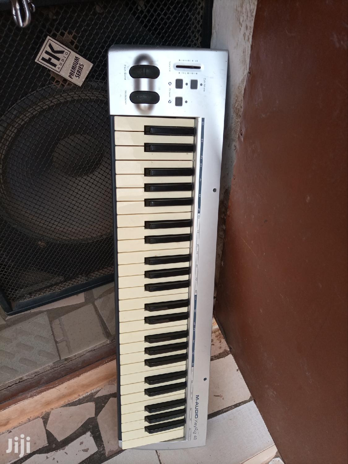 M Audio Midi Keys 49 Keys | Musical Instruments & Gear for sale in Accra Metropolitan, Greater Accra, Ghana