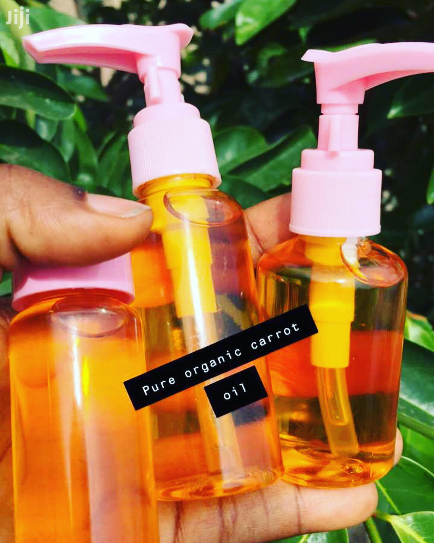 Pure Organic Carrot Oil | Skin Care for sale in Tema Metropolitan, Greater Accra, Ghana