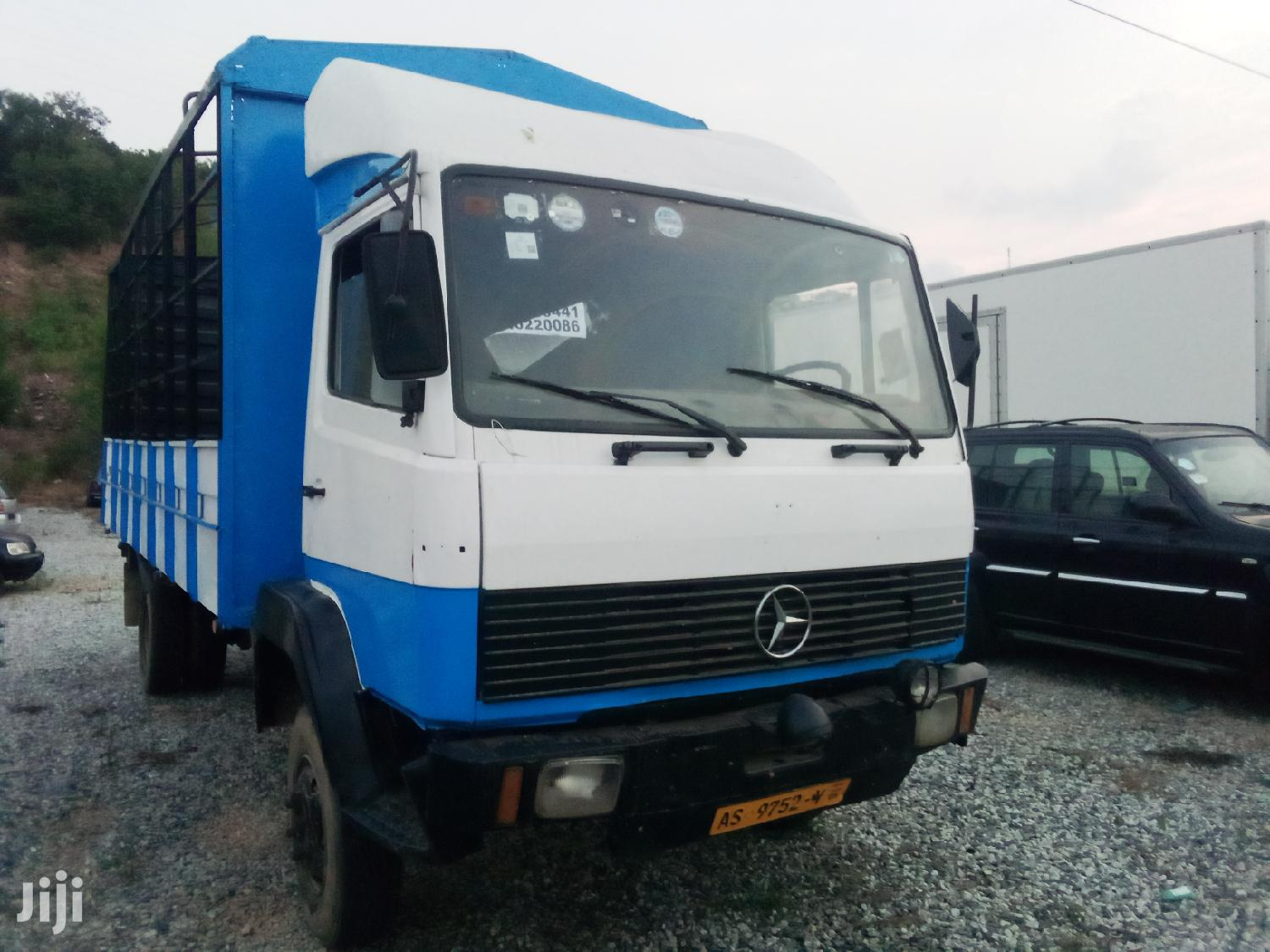 Benz Cargo For Sale