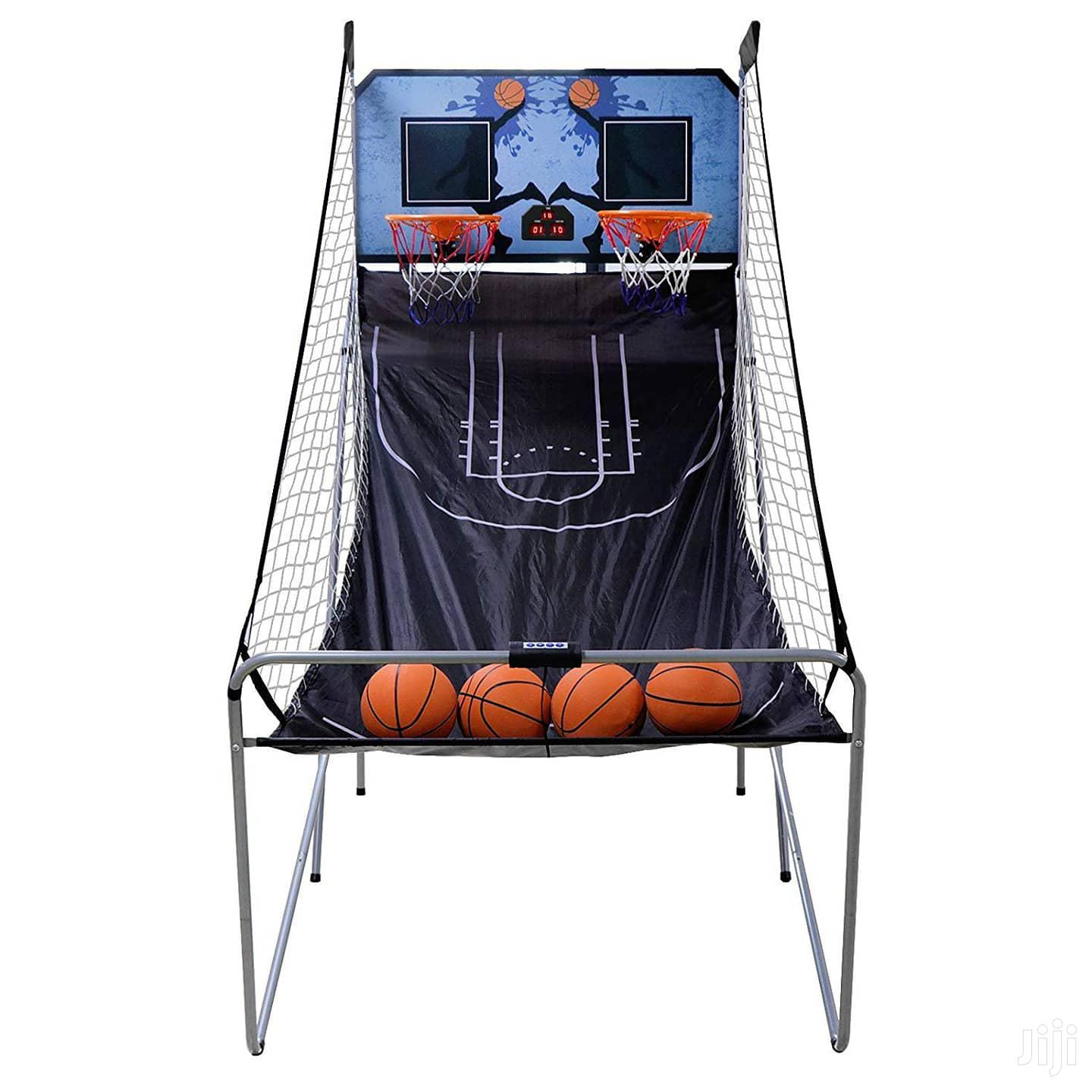 Arcade Basketball Hoop System Stand Electronic Goal | Sports Equipment for sale in Adenta Municipal, Greater Accra, Ghana
