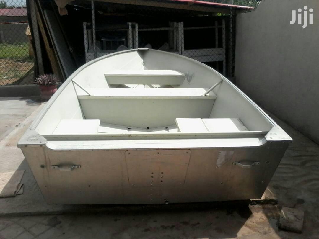 """Archive: Alluminium Boat For Sale. Size:16""""X6"""".5."""