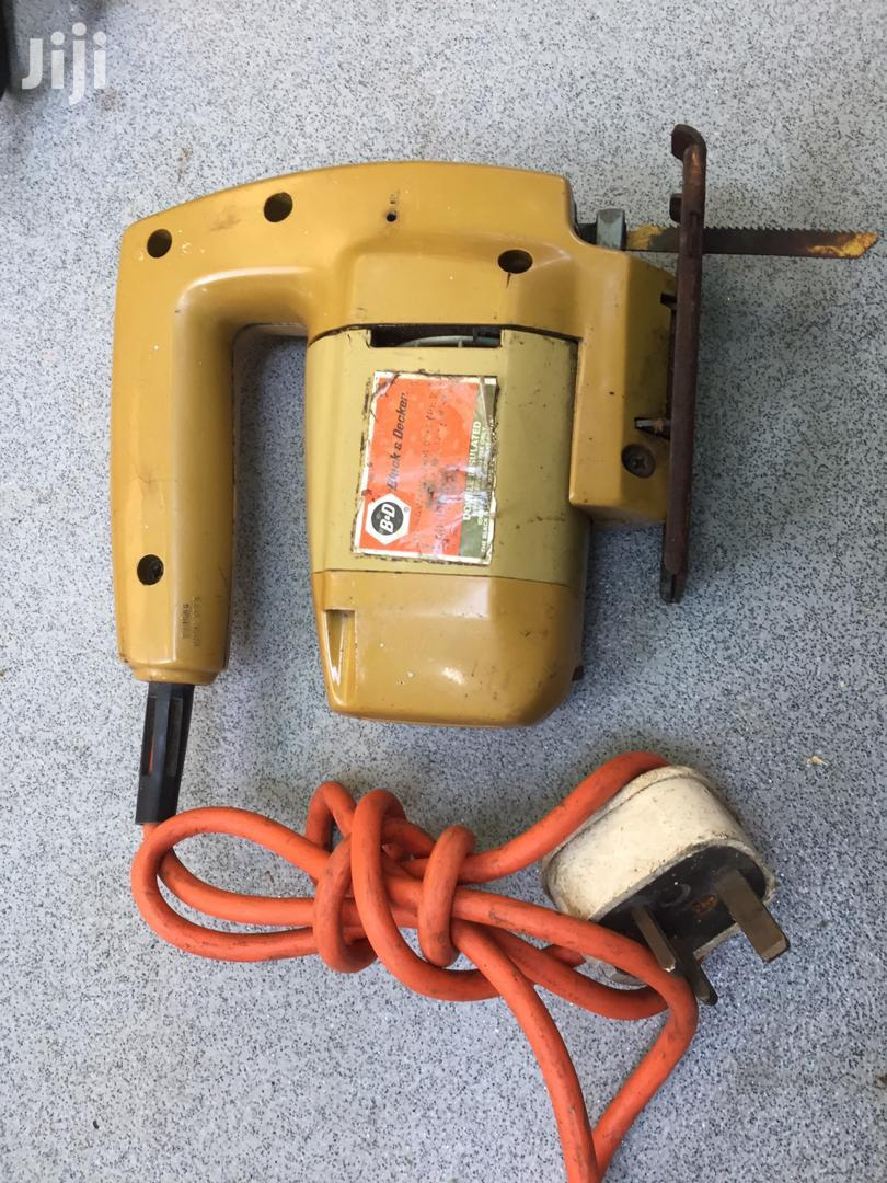 Electric Wood Cutter