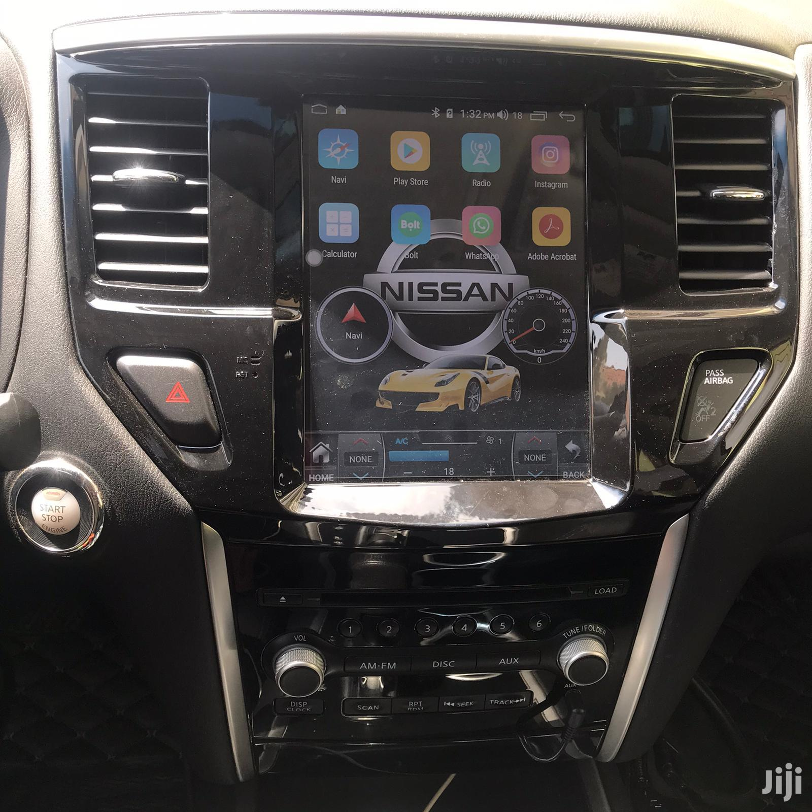 Archive: Nissan Pathfinder 2015 White