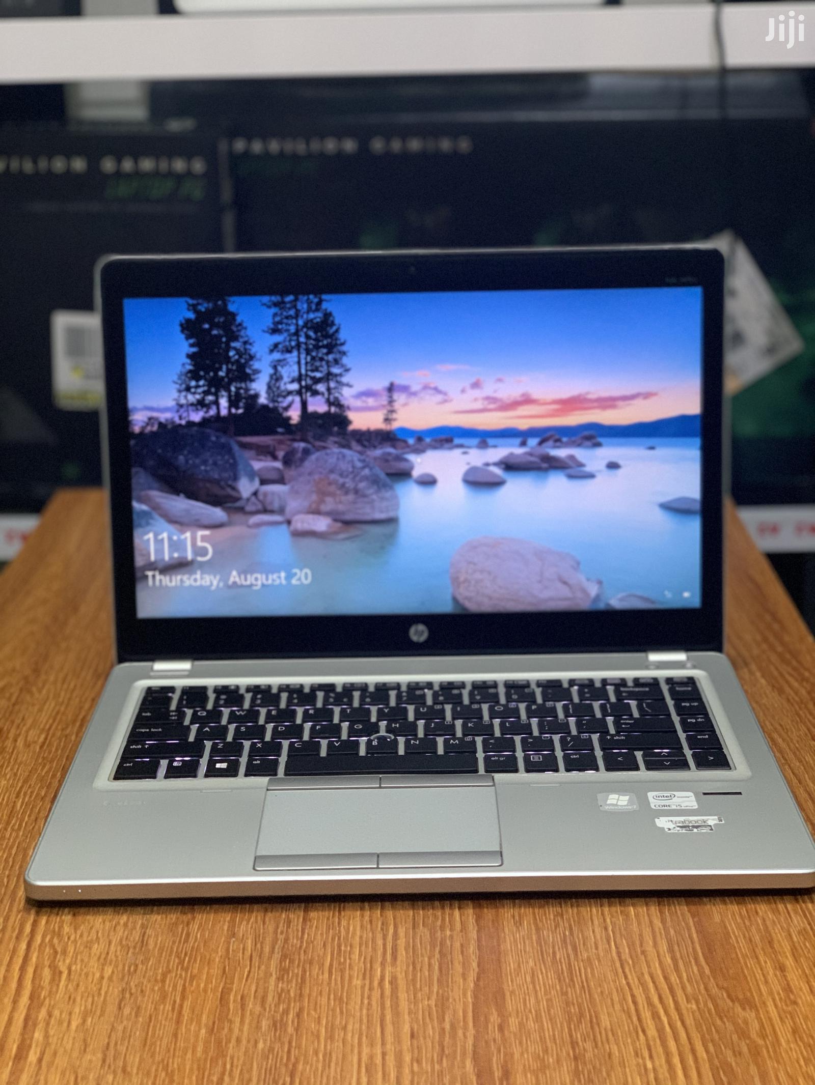 Laptop HP EliteBook Folio 9470M 6GB Intel Core I5 SSD 160GB