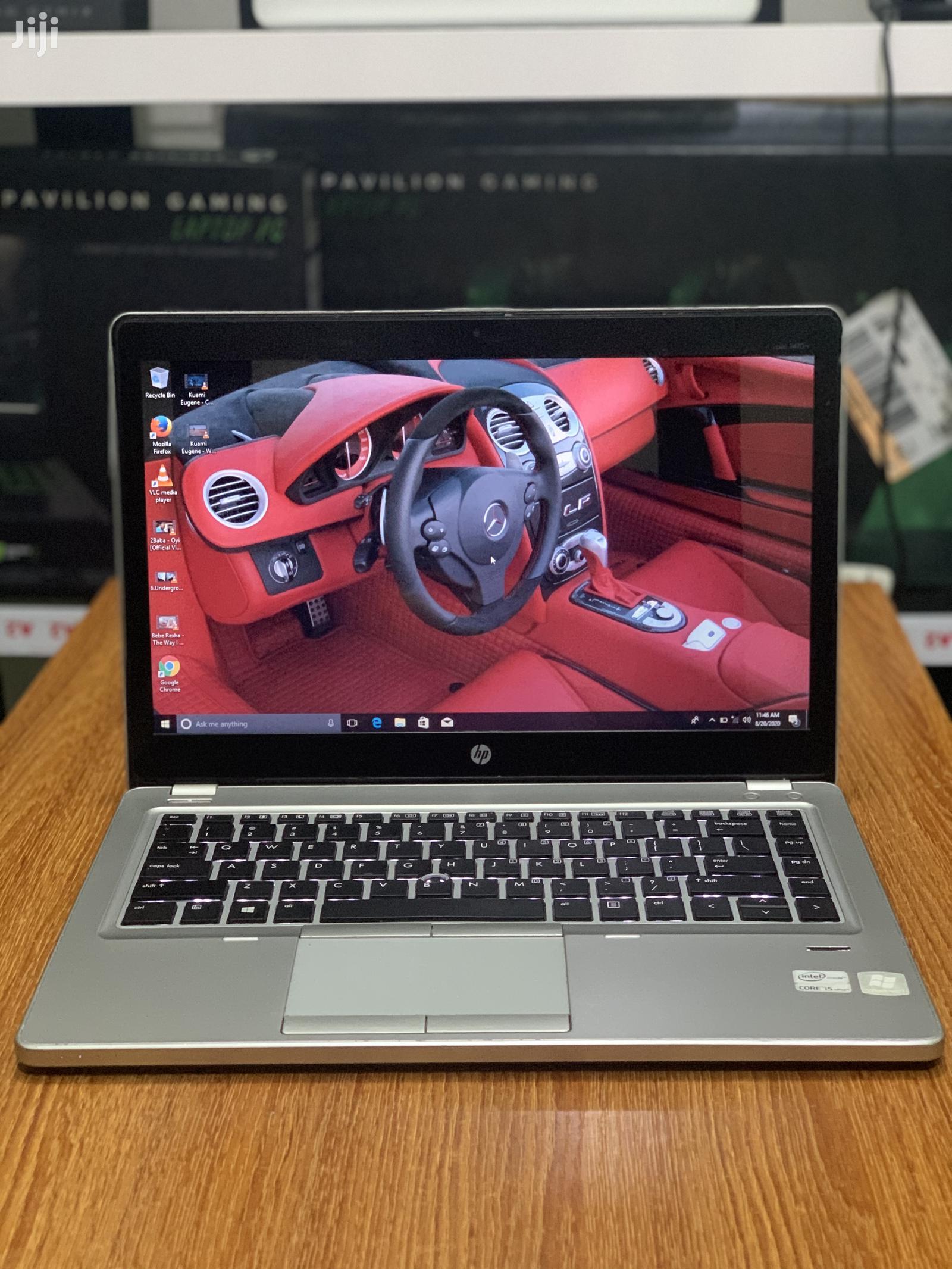 Laptop HP EliteBook Folio 9470M 6GB Intel Core i5 HDD 500GB