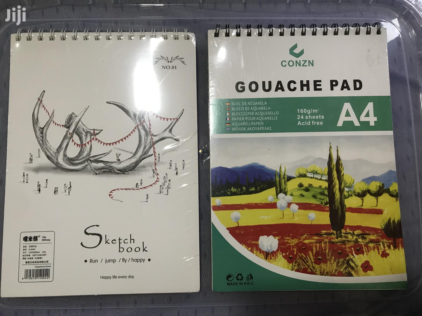 Archive: Art Supplies