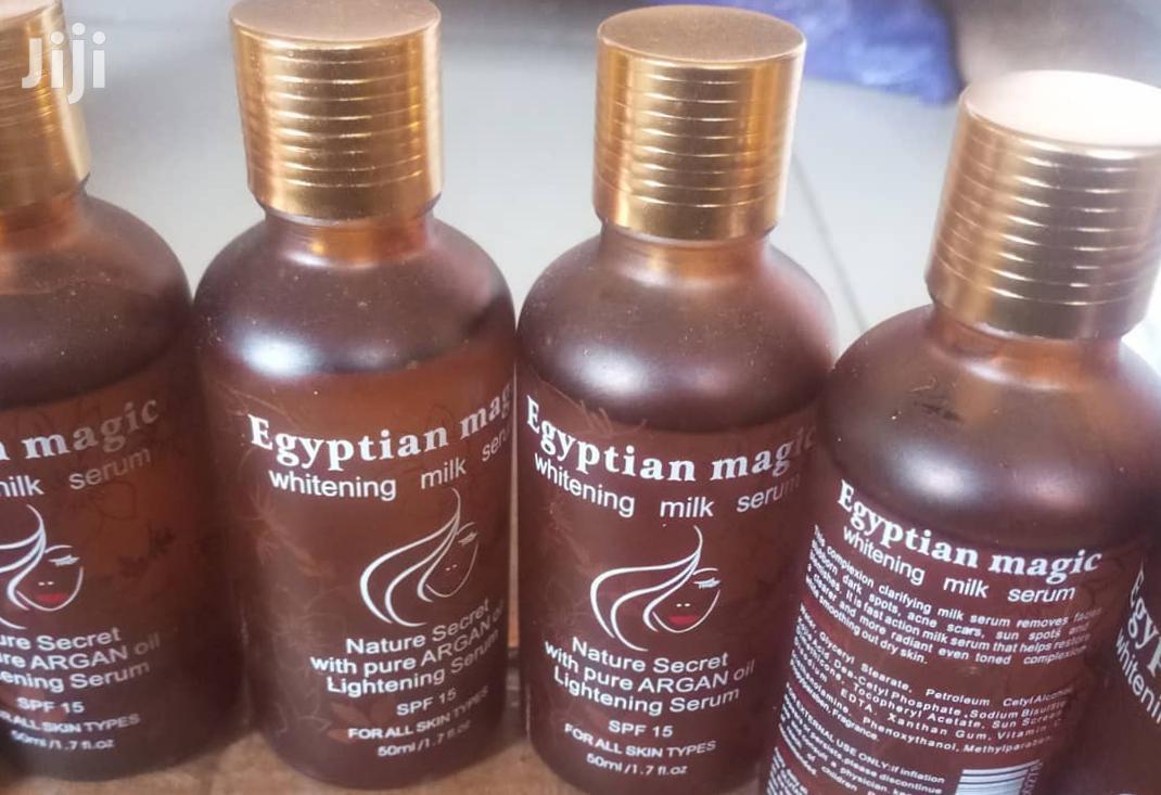 Archive: Egyptian Magic Whitening Serum
