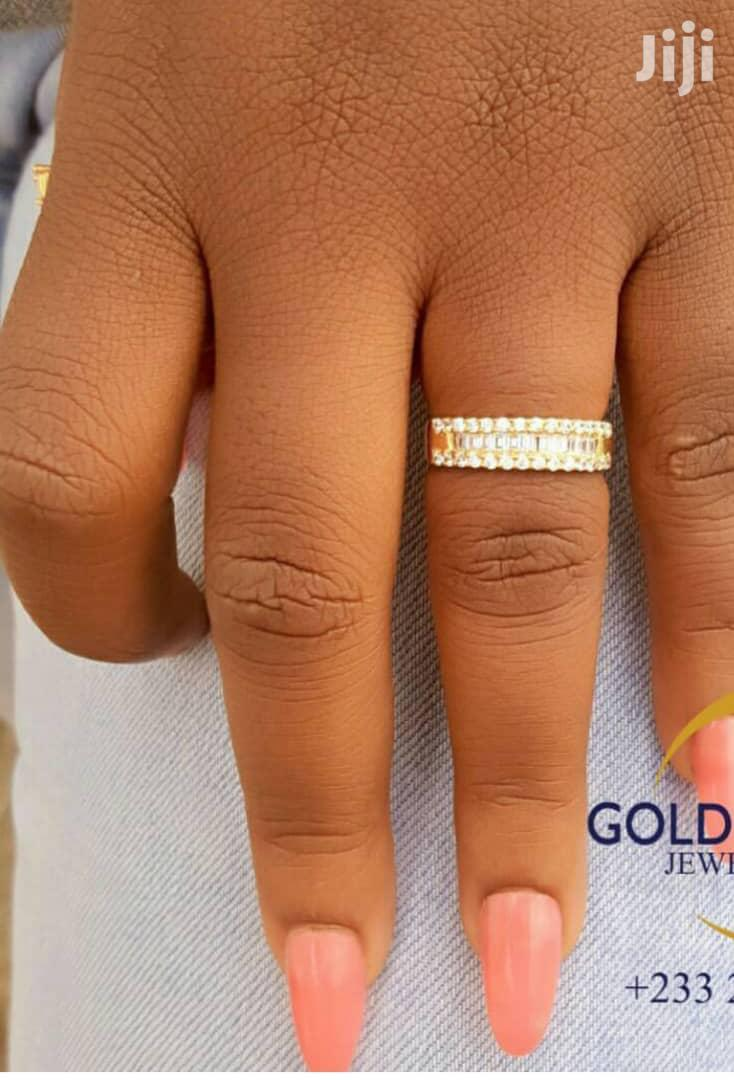 Archive: Quality Gold Ring For The Bride And Groom