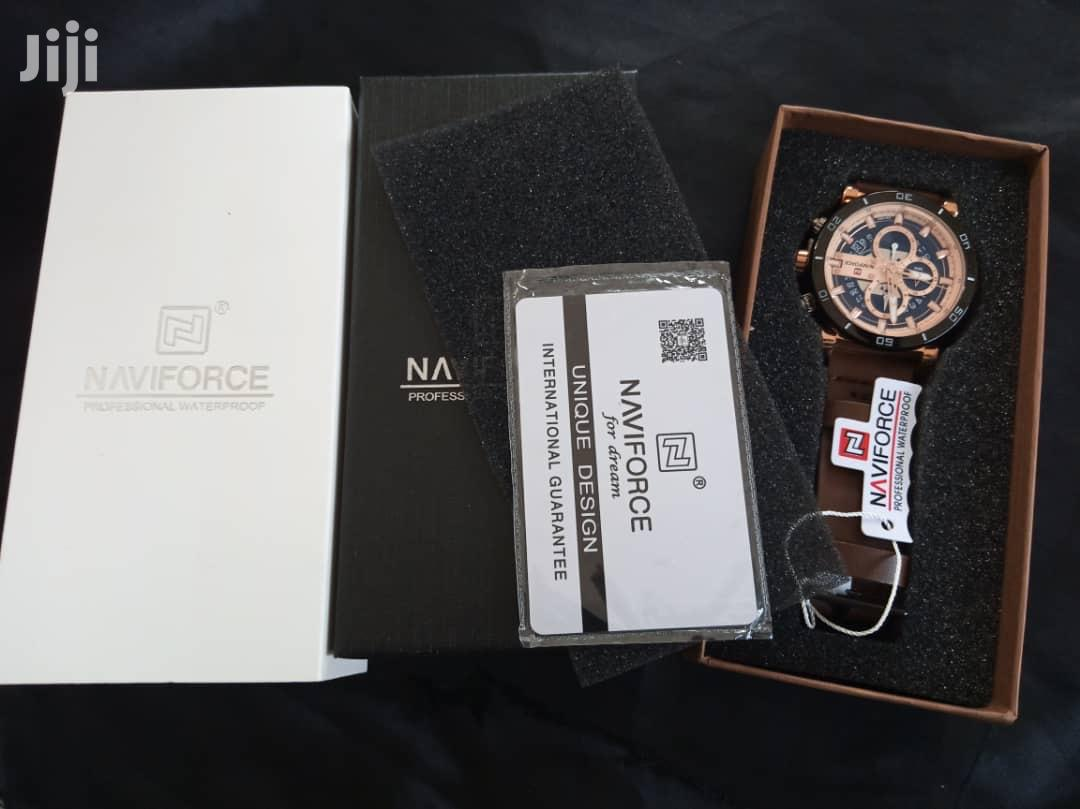 NAVIFORCE Chronograph Military Watch | Watches for sale in Tema Metropolitan, Greater Accra, Ghana