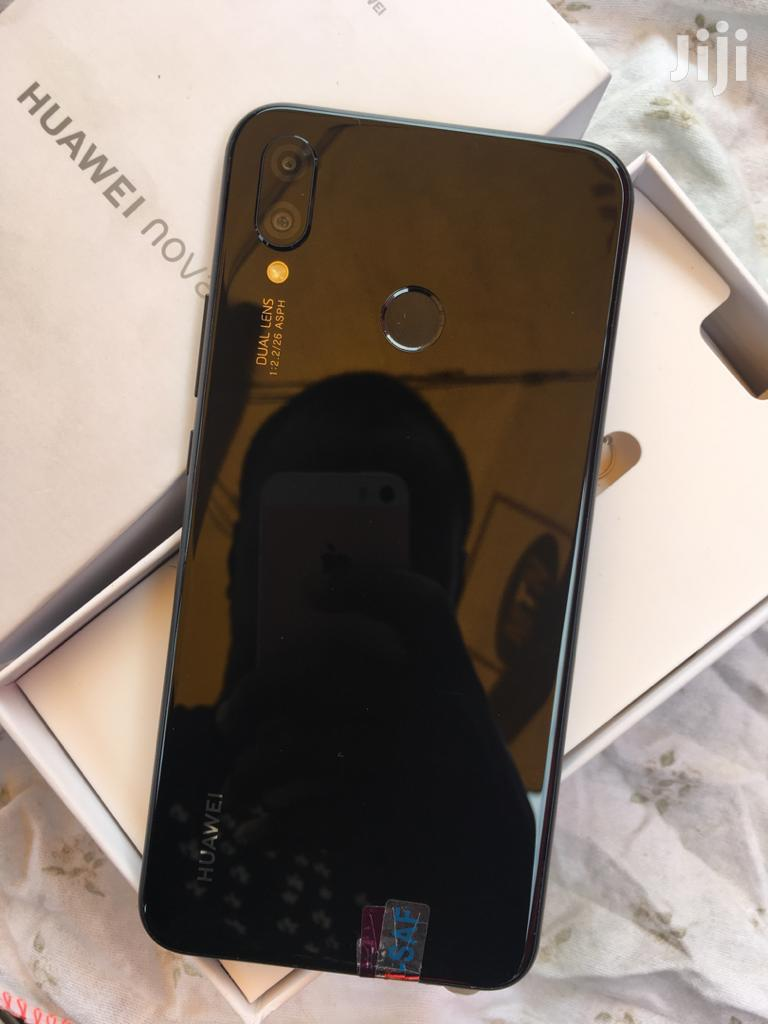 New Huawei Nova 3i 128 GB Black | Mobile Phones for sale in Accra new Town, Greater Accra, Ghana