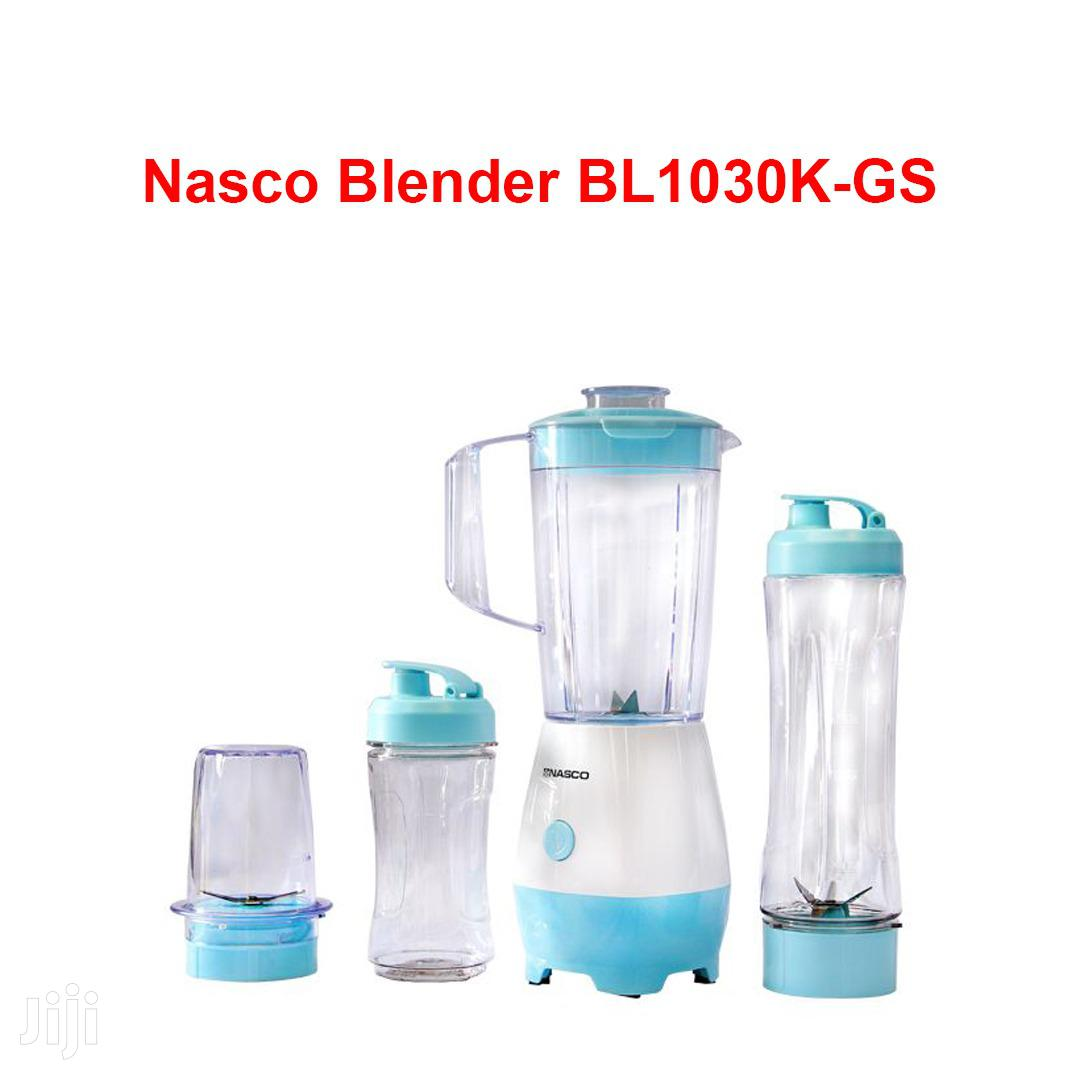 Nasco Standing Blender 4in1 | Kitchen Appliances for sale in Odorkor, Greater Accra, Ghana