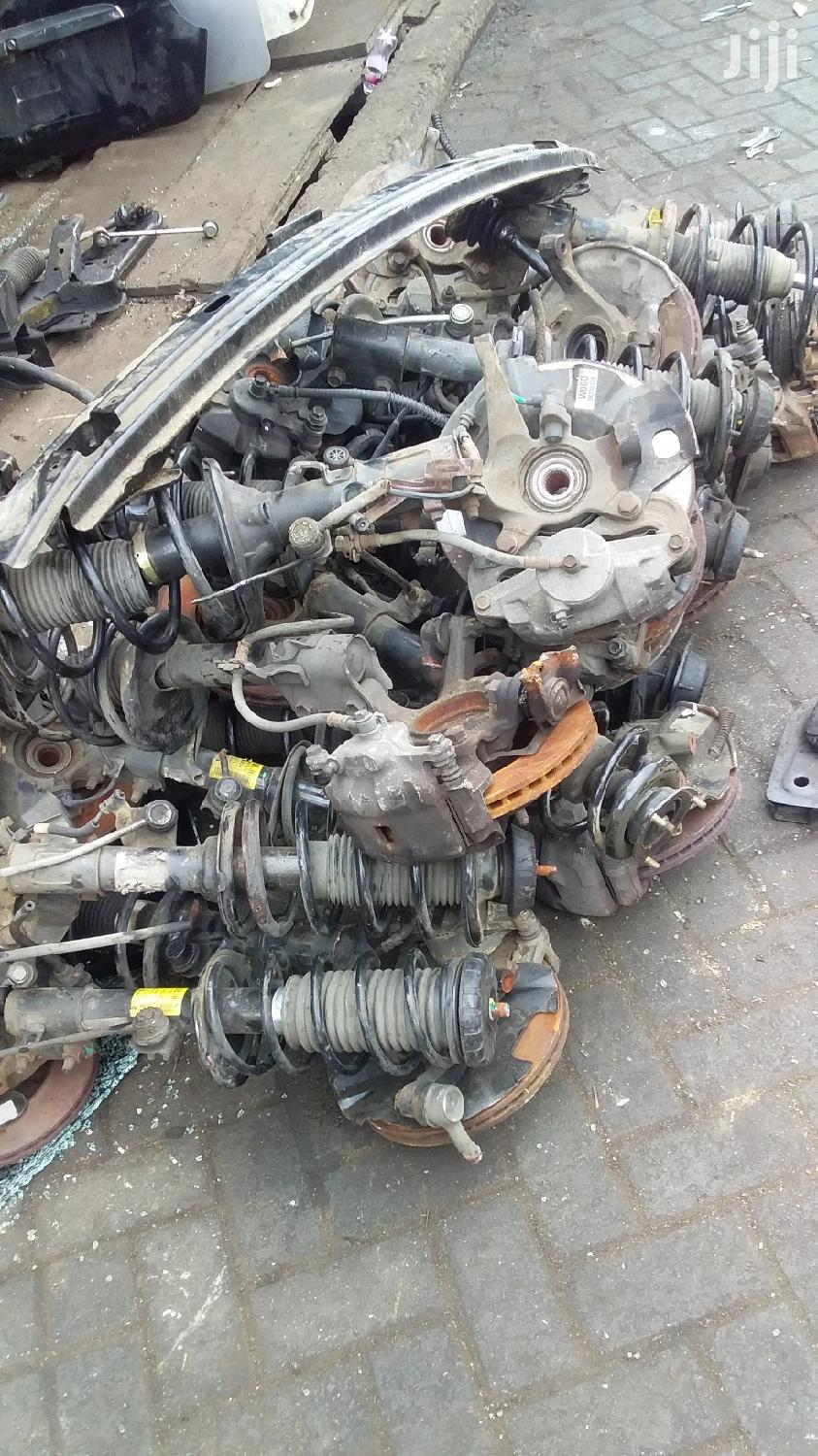 (Hyundai Getz)All Kinds of Shocks Absorber Available | Vehicle Parts & Accessories for sale in Abossey Okai, Greater Accra, Ghana