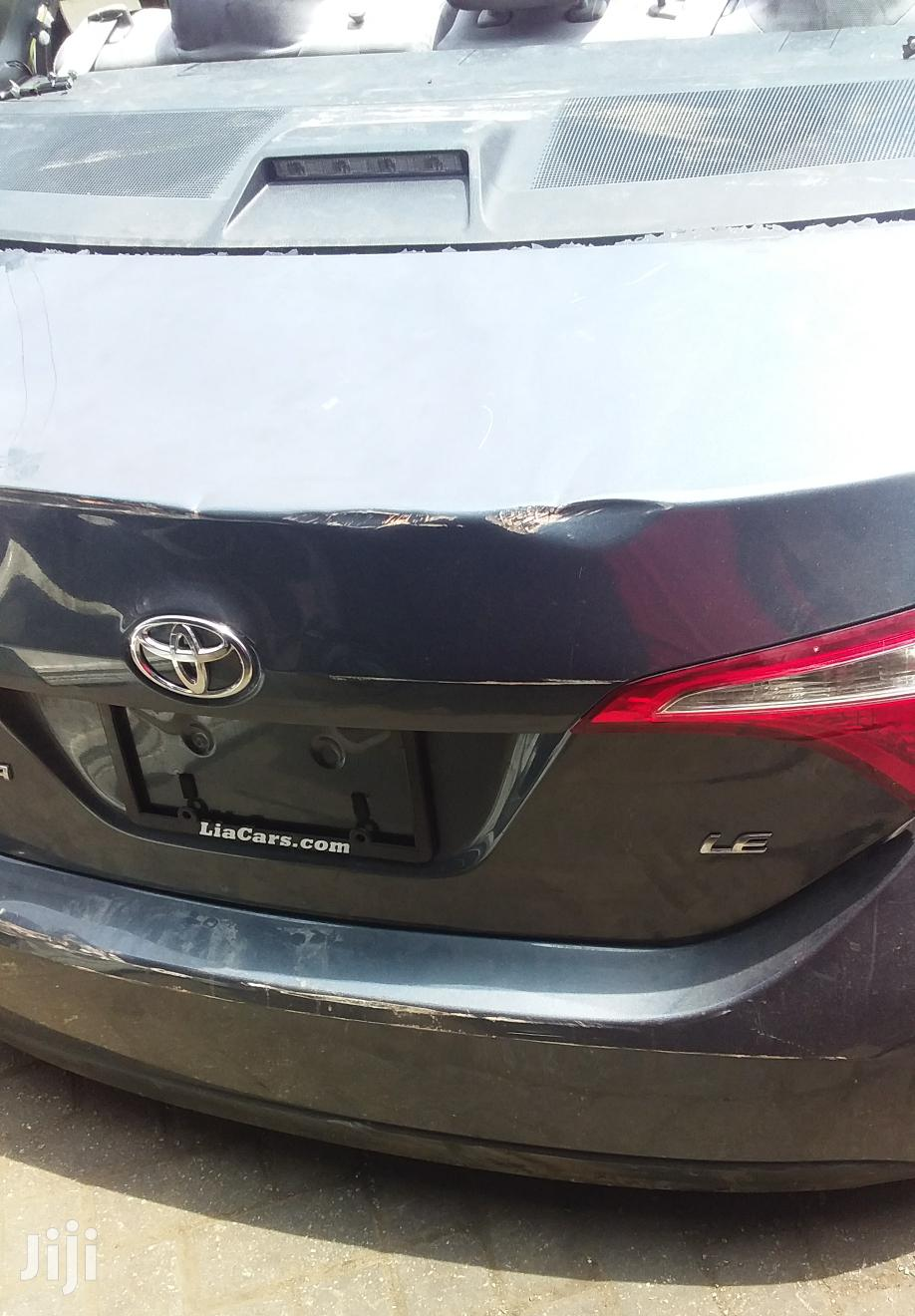 (Corolla-14)All Kinds of Back and Front Cut Available | Vehicle Parts & Accessories for sale in Abossey Okai, Greater Accra, Ghana