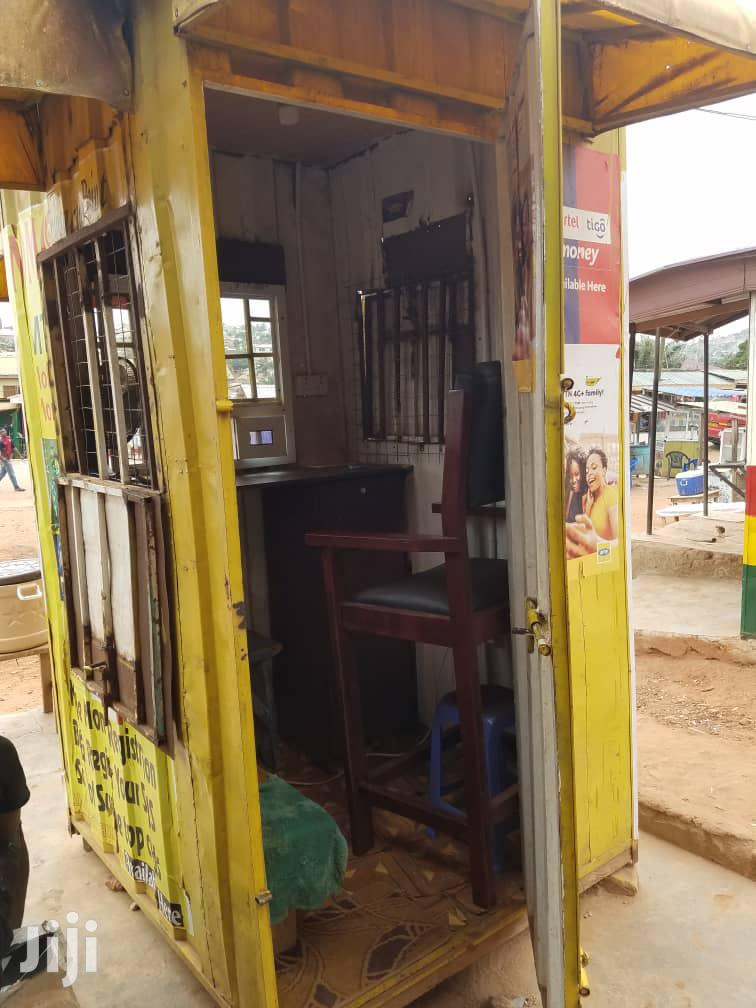 4×4 Mobile Money Container For Sale