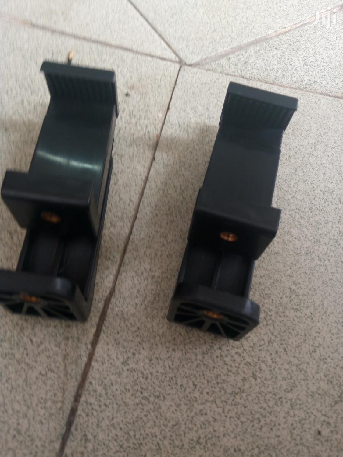 Phone Holder For Tripod   Accessories for Mobile Phones & Tablets for sale in Accra Metropolitan, Greater Accra, Ghana