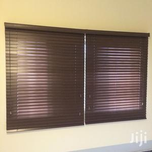 Quality Wooden Venetian Blinds at Affordable Prices | Home Accessories for sale in Greater Accra, Alajo