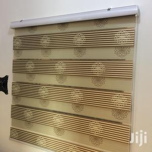 Gold Window Curtain Blinds. Very Affordable and Durable | Home Accessories for sale in Greater Accra, Alajo