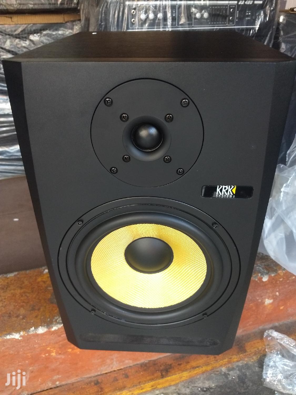 Archive: KRK Studio Monitor.