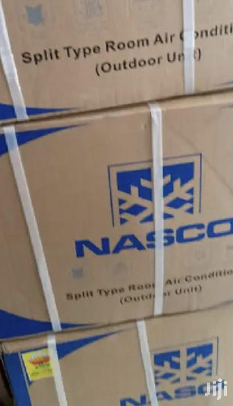 New Nasco 1.5 HP Split Air Conditioner Anti Rust