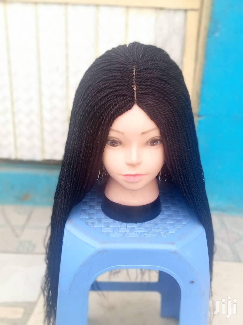 Braided Micro Twist Wig | Health & Beauty Services for sale in Odorkor, Greater Accra, Ghana