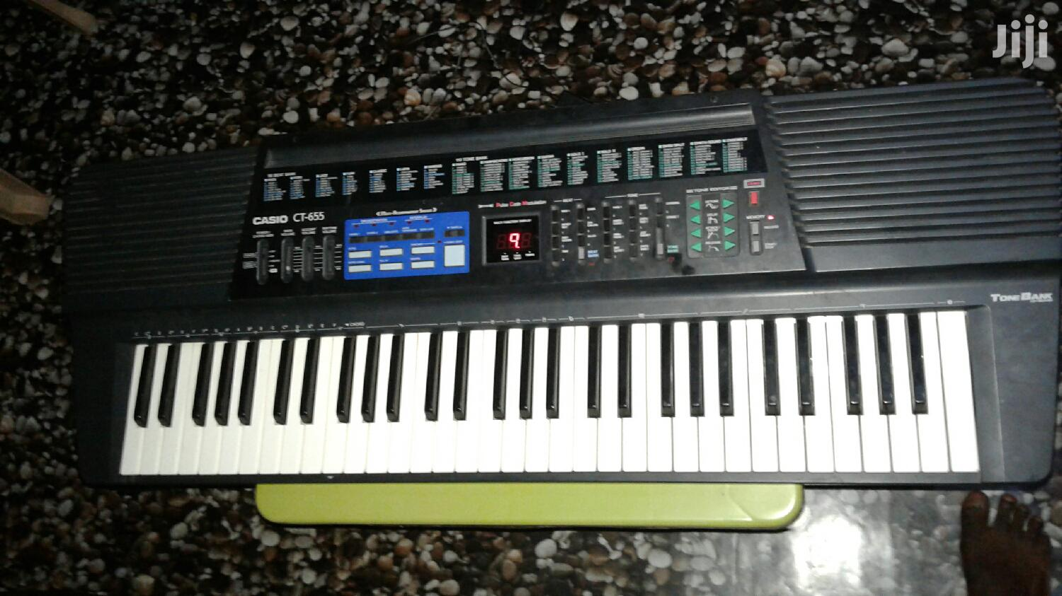 Archive: Casio CT 655