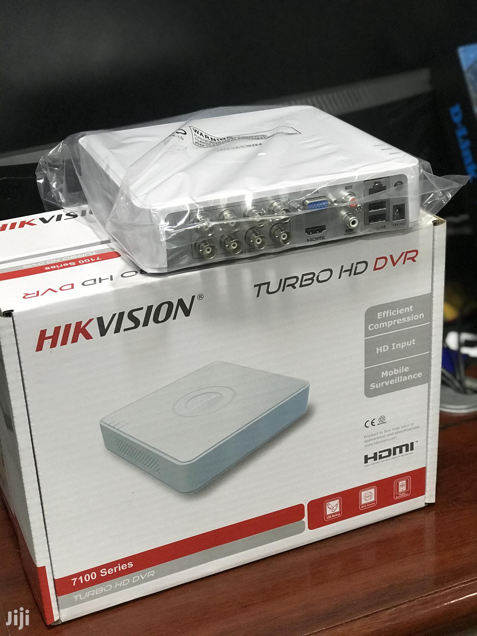 Hikvision DS-7108HQHI-K1 Is An 8-channel   Security & Surveillance for sale in Bubuashie, Greater Accra, Ghana