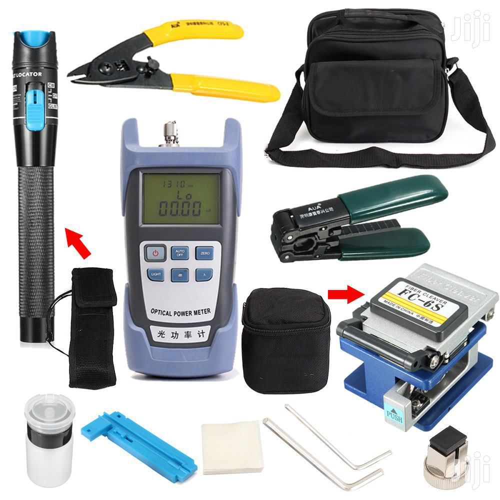 Fiber Optic Cable Tester Checker Test Tool For CATV Telecomm