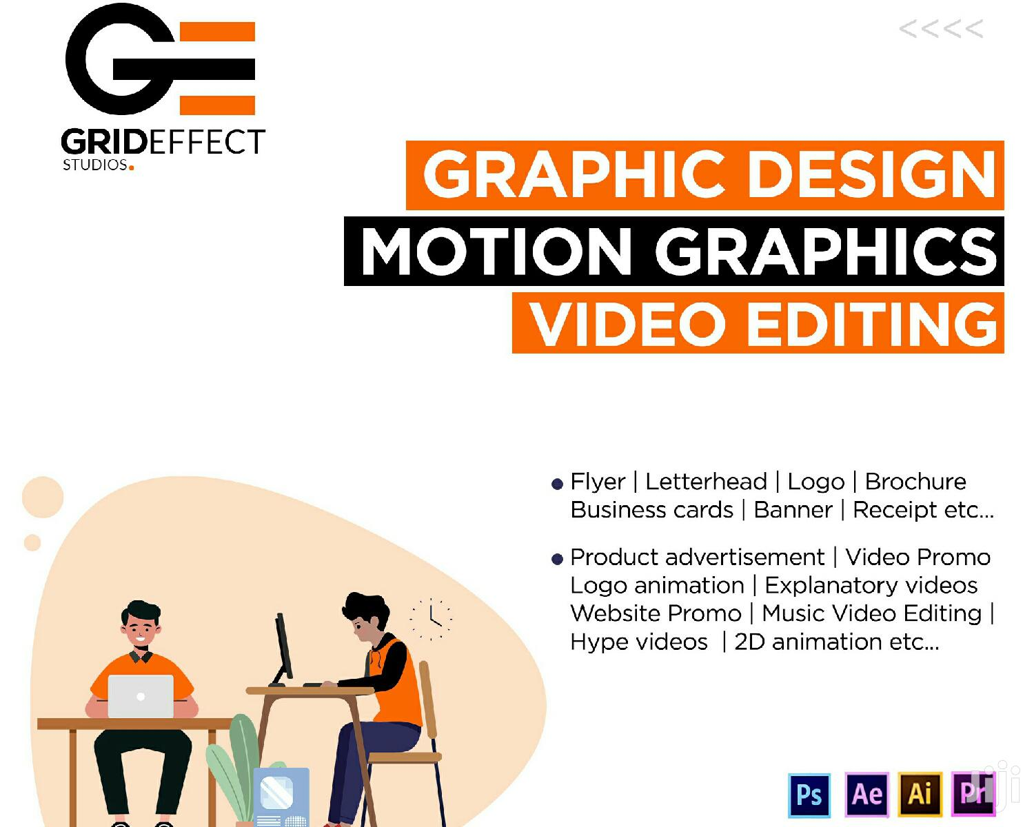 Graphic Design | Video Editing | Motion Graphics