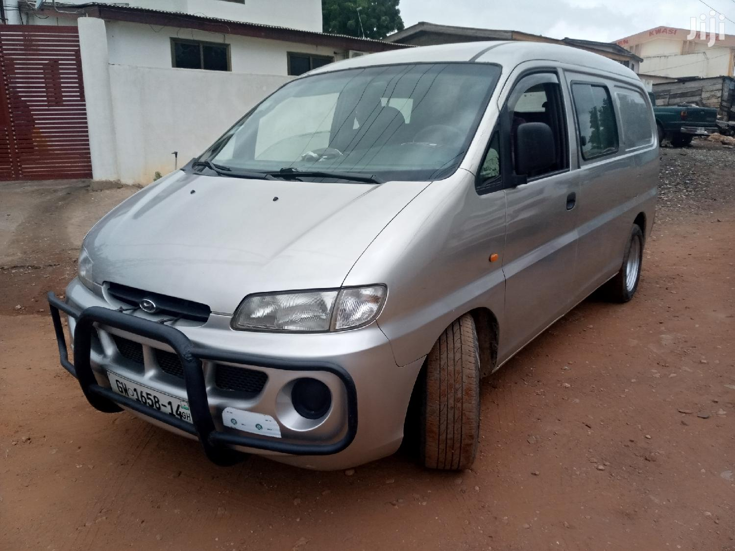 Hyundai Fish H1 2004 | Buses & Microbuses for sale in Ga South Municipal, Greater Accra, Ghana