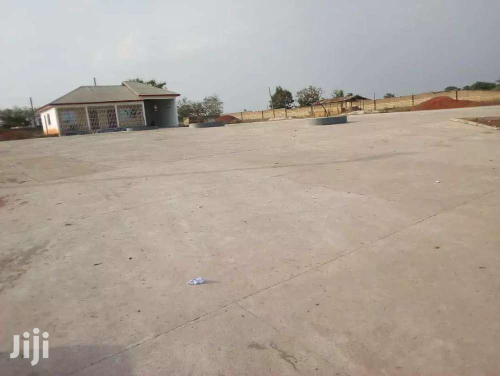 Fuel Station For Sale In Techiman | Land & Plots For Sale for sale in East Legon, Greater Accra, Ghana