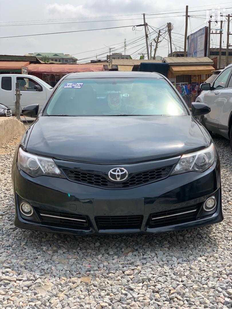 Toyota Camry 2013 Gray