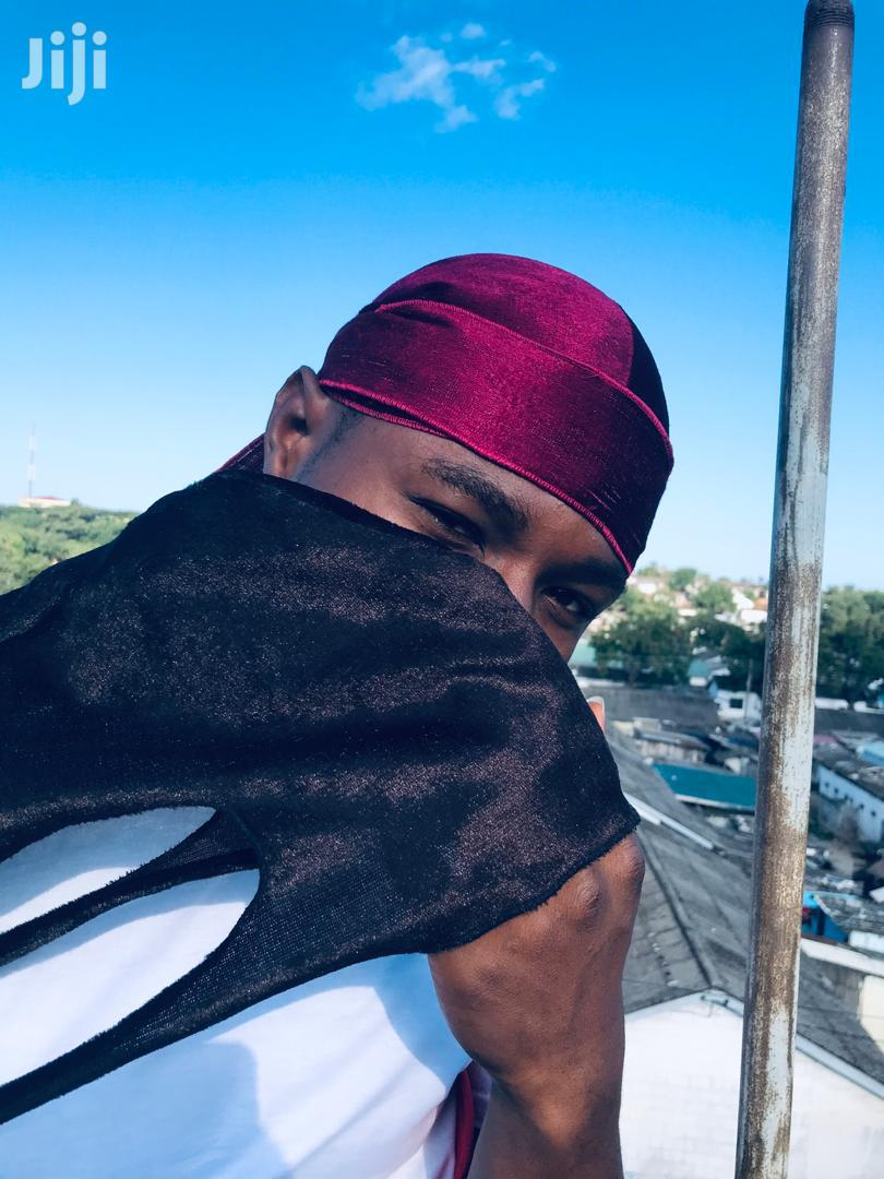 Archive: Velvet And Silk Durags