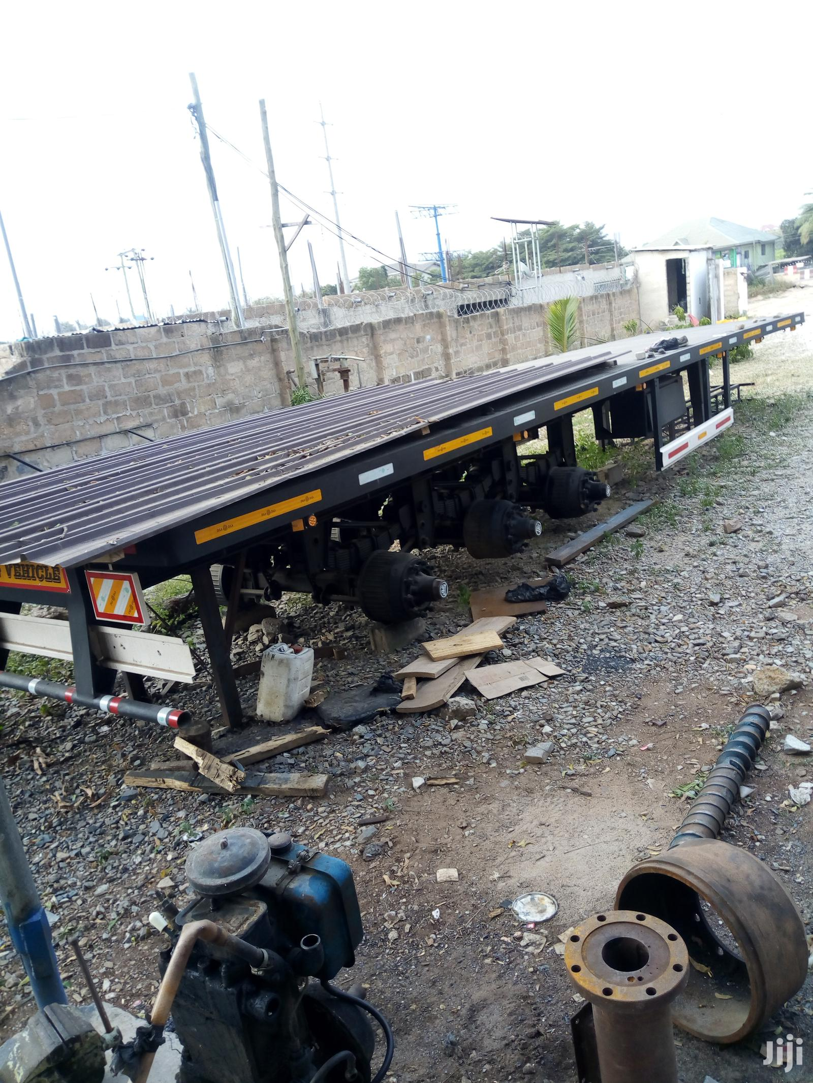 Flatbed(Flatbody) Semi Trailers for Sale | Trucks & Trailers for sale in Achimota, Greater Accra, Ghana