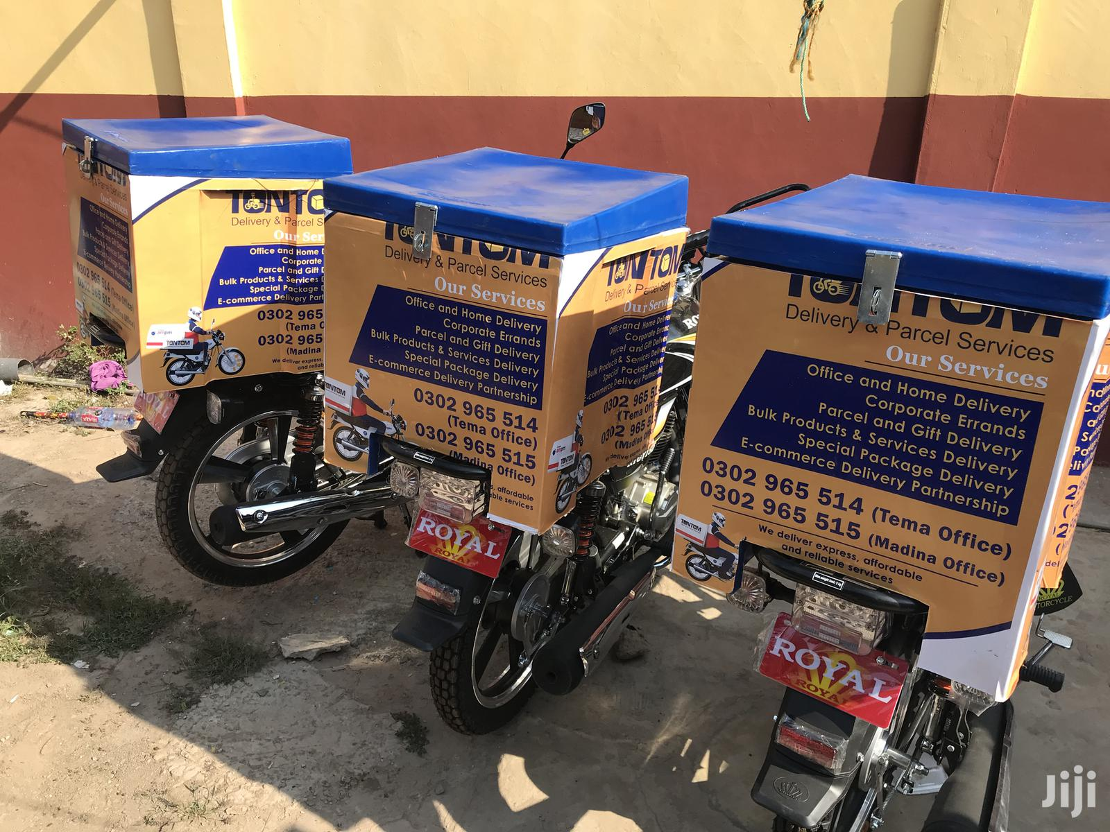 Tontom Delivery And Parcel Services | Logistics Services for sale in Madina, Greater Accra, Ghana