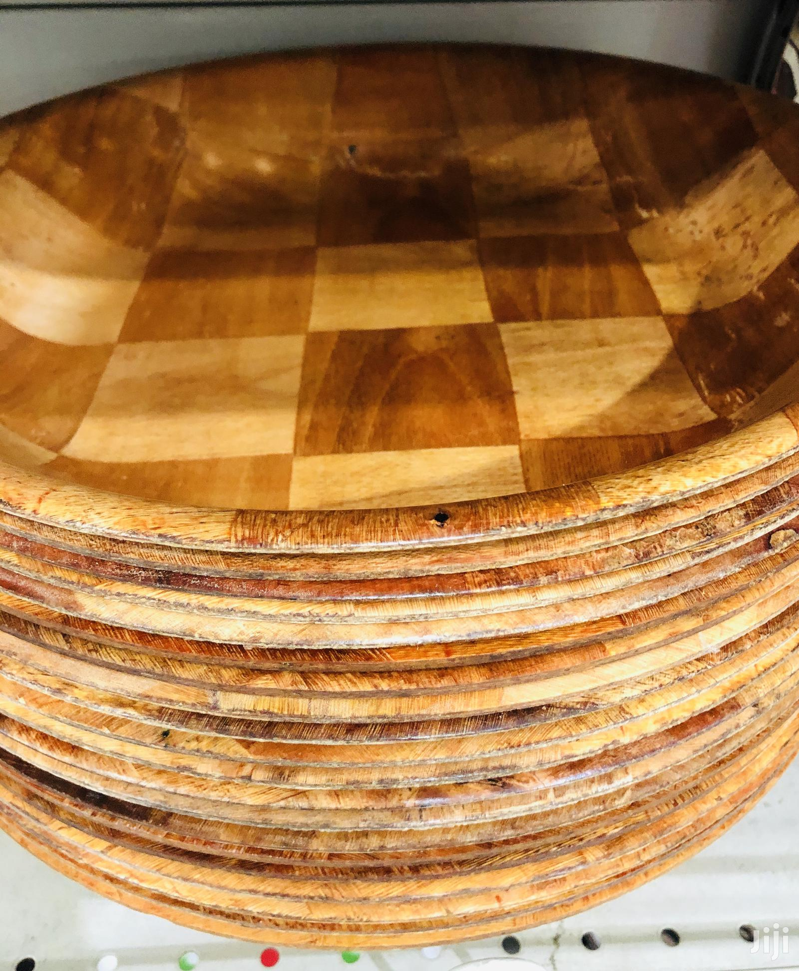 Bamboo Bowls - 1piece | Kitchen & Dining for sale in Tema Metropolitan, Greater Accra, Ghana