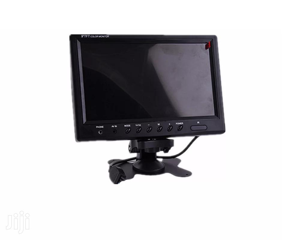 7 Inch TFT LCD Car Monitor Rearview | Vehicle Parts & Accessories for sale in Labadi, Greater Accra, Ghana