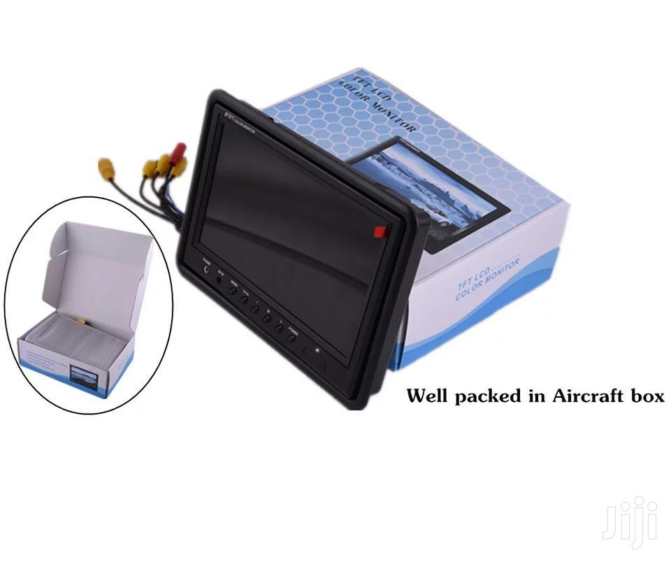 7 Inch TFT LCD Car Monitor Rearview