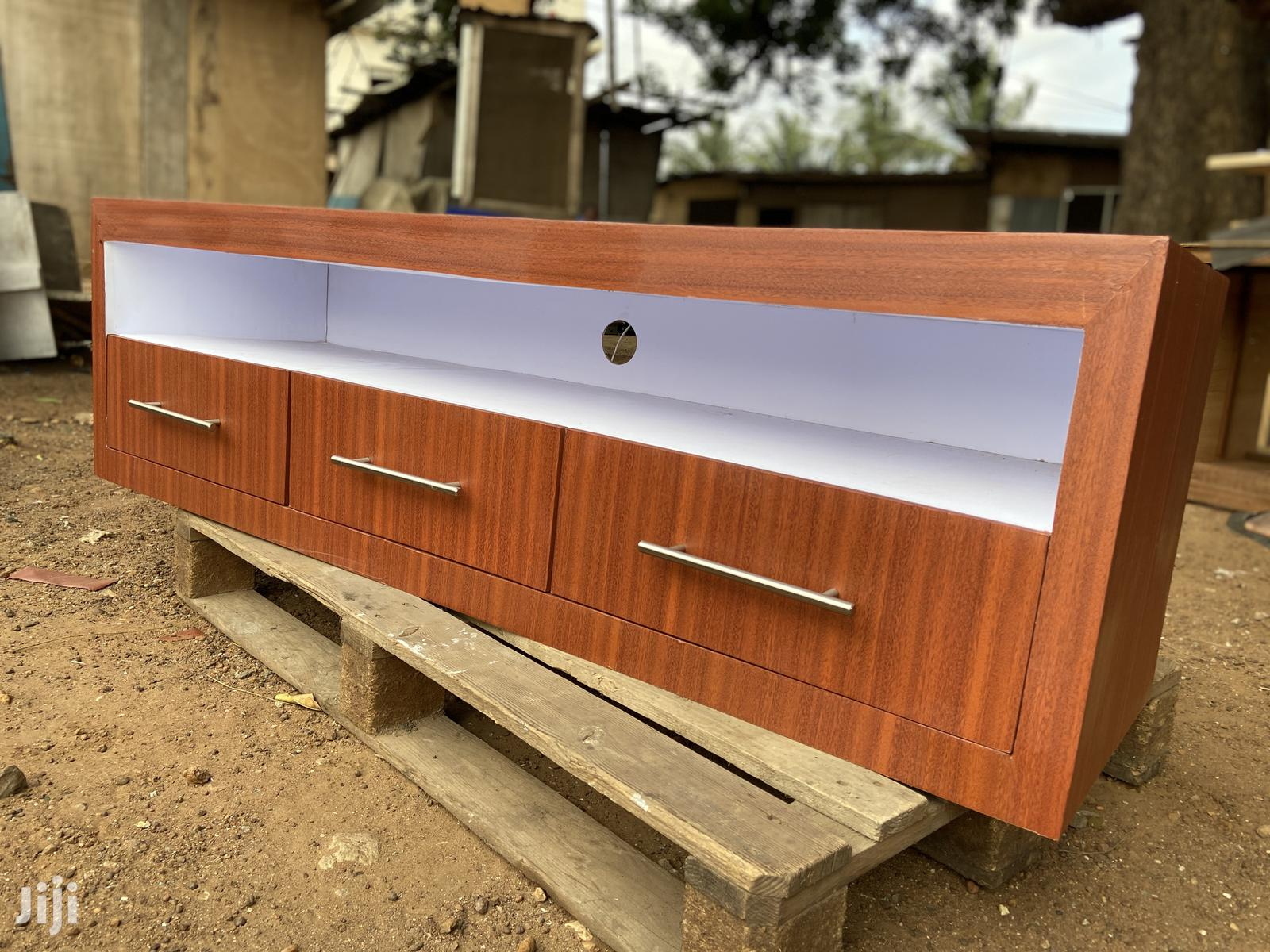 Tv Stand Available In Accra New Town Furniture Brothers Furniture Jiji Com Gh