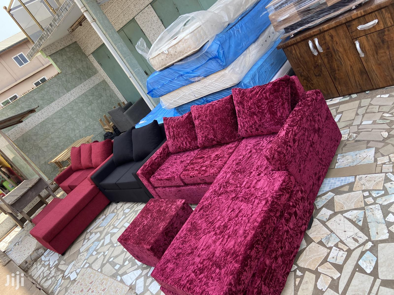 Brand New Sofa Design | Furniture for sale in Alajo, Greater Accra, Ghana