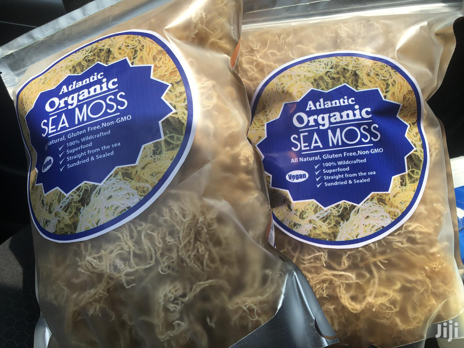 Organic Sea Moss