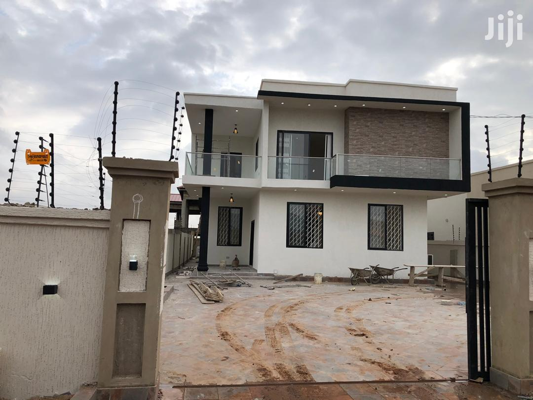 Newly Built 4 Bedroom House For Sale At East Legon Hills.