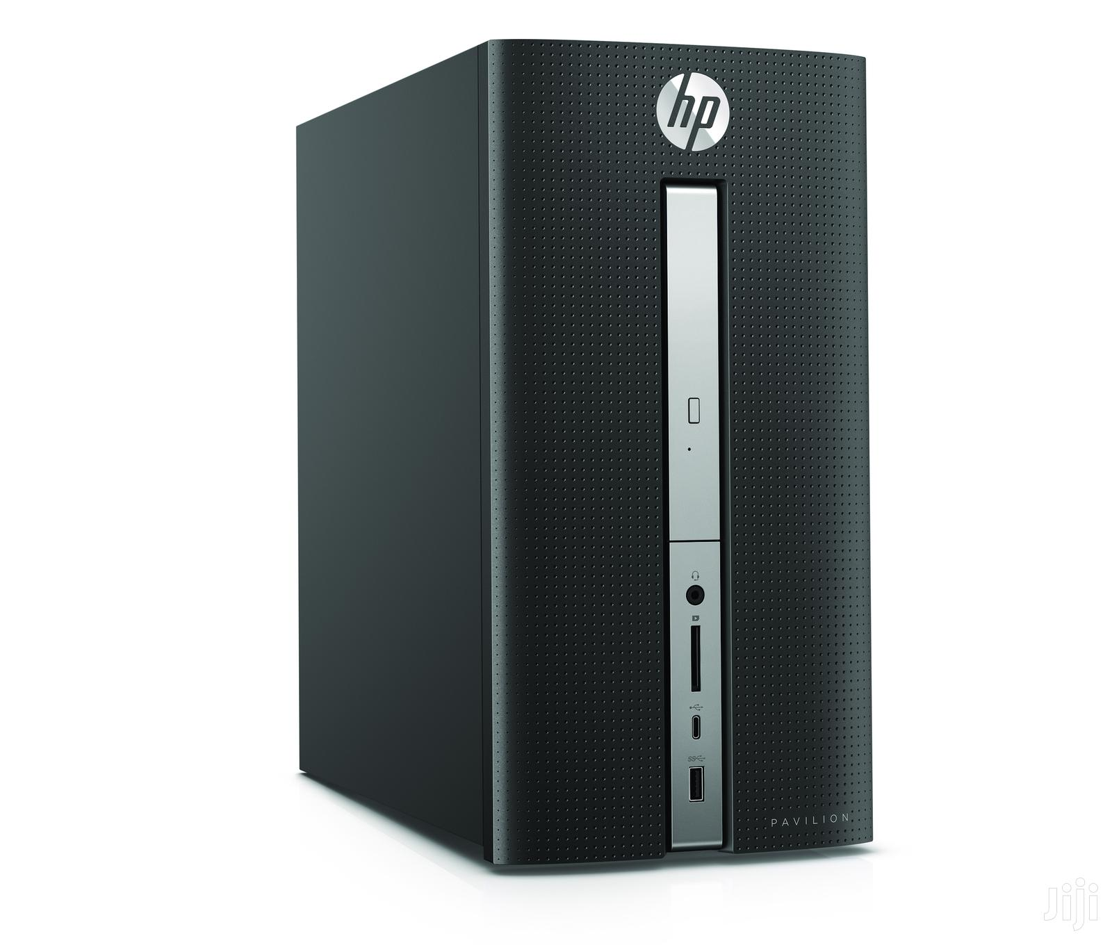 New Desktop Computer HP Pavilion 570 8GB Intel Core I5 HDD 1T | Laptops & Computers for sale in Accra new Town, Greater Accra, Ghana