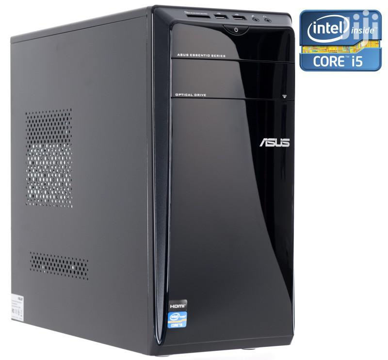 New Desktop Computer Asus 6GB Intel Core i5 HDD 1T | Laptops & Computers for sale in Accra new Town, Greater Accra, Ghana