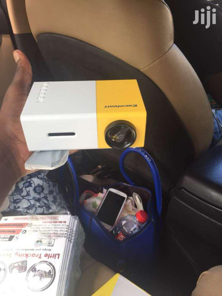 Mini Projector | TV & DVD Equipment for sale in Dansoman, Greater Accra, Ghana
