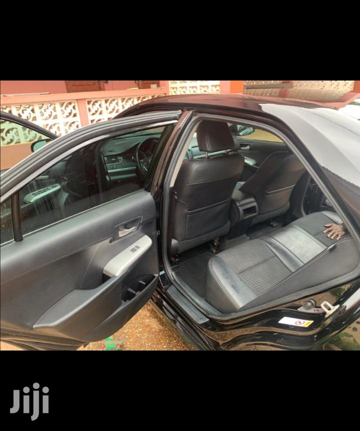 Toyota Camry 2014 Black | Cars for sale in Ga East Municipal, Greater Accra, Ghana