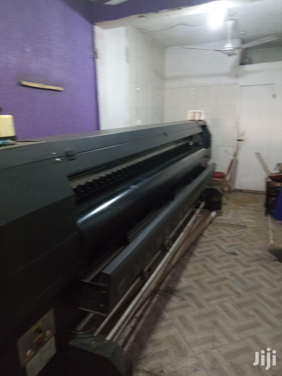 3.2m (10ft) Large Format Printer | Printing Equipment for sale in Accra Metropolitan, Greater Accra, Ghana