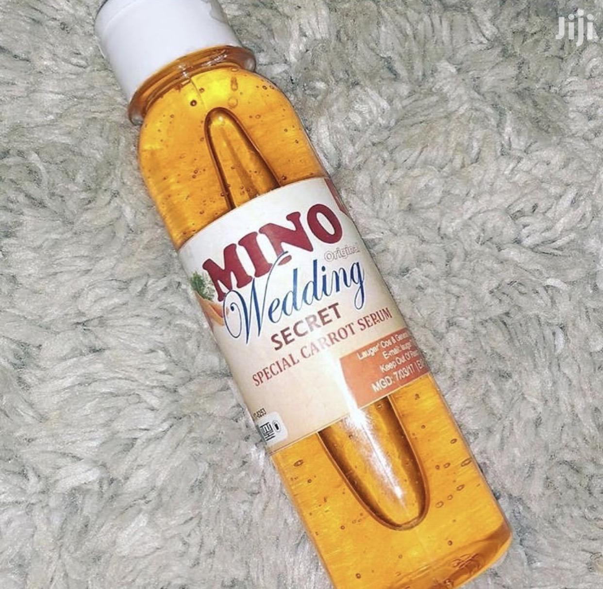 Archive: Mino Special Carrot Oil