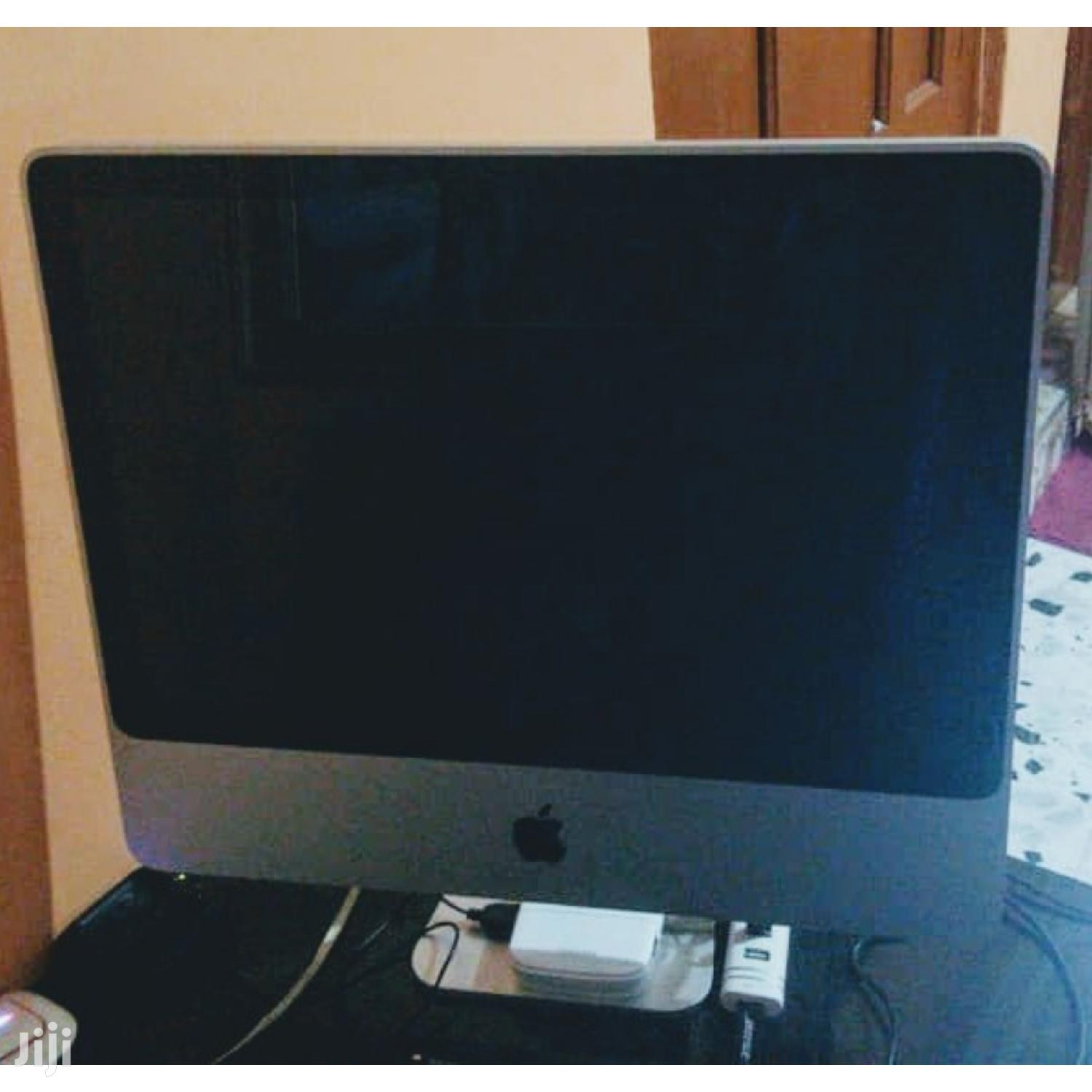 Desktop Computer Apple iMac 3GB Intel Core 2 Duo HDD 250GB | Laptops & Computers for sale in Ashaiman Municipal, Greater Accra, Ghana