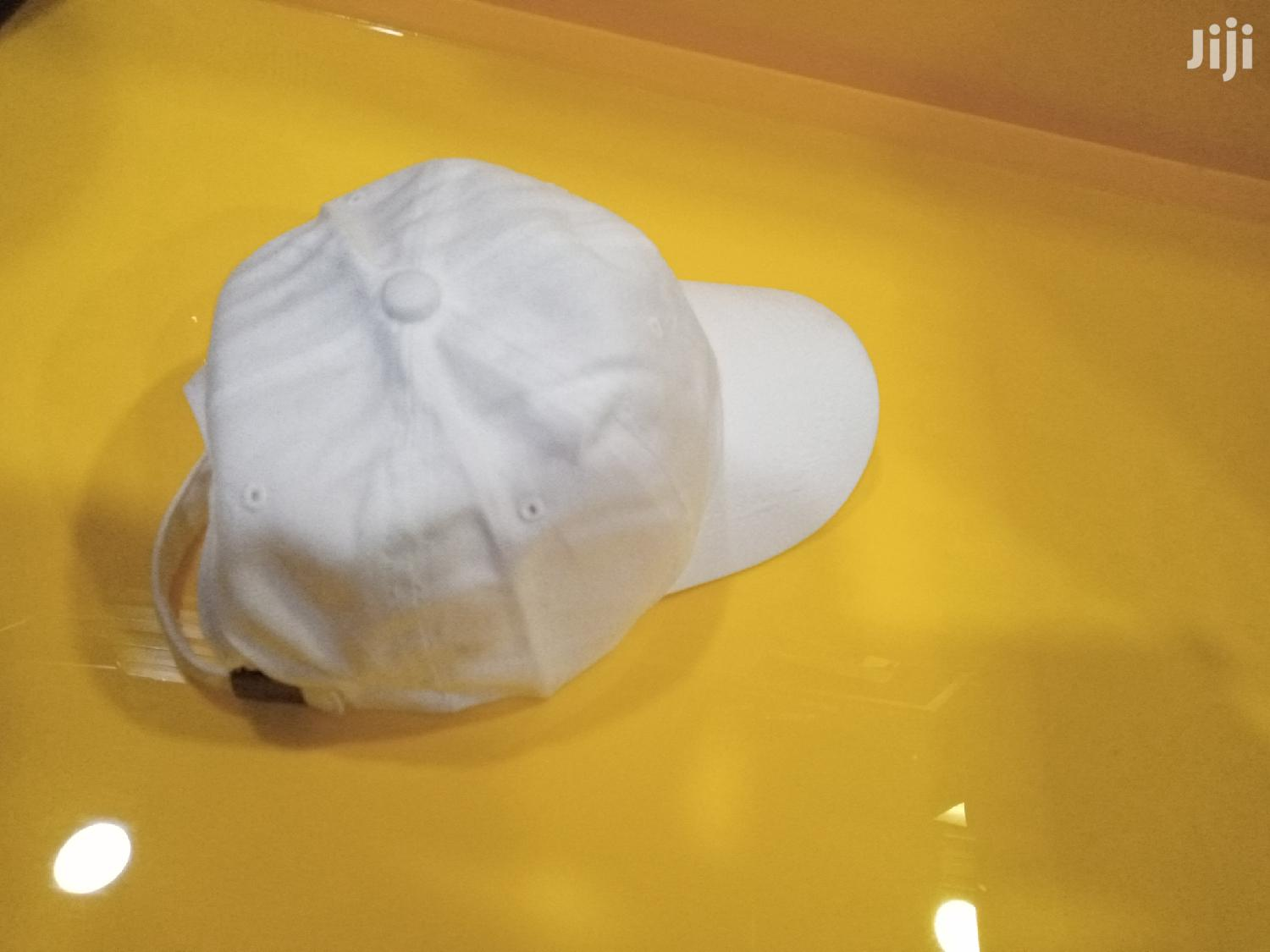 Plain White Caps   Clothing Accessories for sale in Accra new Town, Greater Accra, Ghana