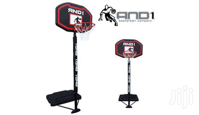 Basketball Stand New And 1